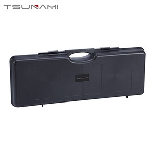 Light Duty Large Waterproof Hard Plastic Trolley Transport Military Shockproof Gun Weapon Equipment Case
