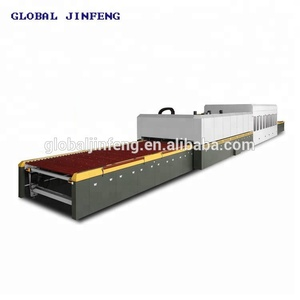 JFG-2436 glass tempering machine price for Big Size Glas with CE