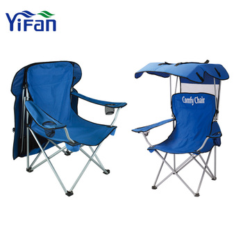 Awe Inspiring Outdoor Big Weight Capacity Folding Fishing Camping Chair With Canopy Buy Fishing Chair With Canopy Folding Fishing Chair Folding Fishing Chair With Ocoug Best Dining Table And Chair Ideas Images Ocougorg