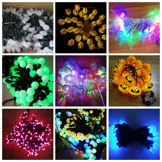 Hot Selling Color Changing Led Christmas Lights Vintage Patio ...