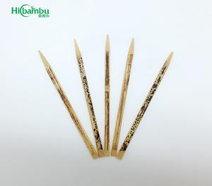 100% natural bamboo Disposable Bamboo Black Willow Sticks(wechat: 86 13925785356)