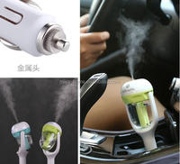 New arrivial portable car air humidifier air freshener essential oil humidifier Car fragrance humidifier and diffuser