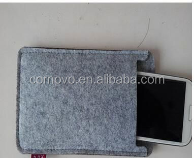 eco felt Mobile Phone Bags Google Glass for Explorer Edition Cellular Accessory of Cell Phone Case