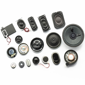 13mm Mini Loud Mylar Speaker 8Ohm Speaker For Mobilephone Or Toy