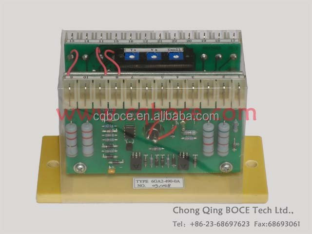 China brand High quality stabilizer AVR 6GA2-490-0A 30kva generator