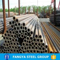 Weld Tubes ! steal pipe scrap erw black round welded steel pipe