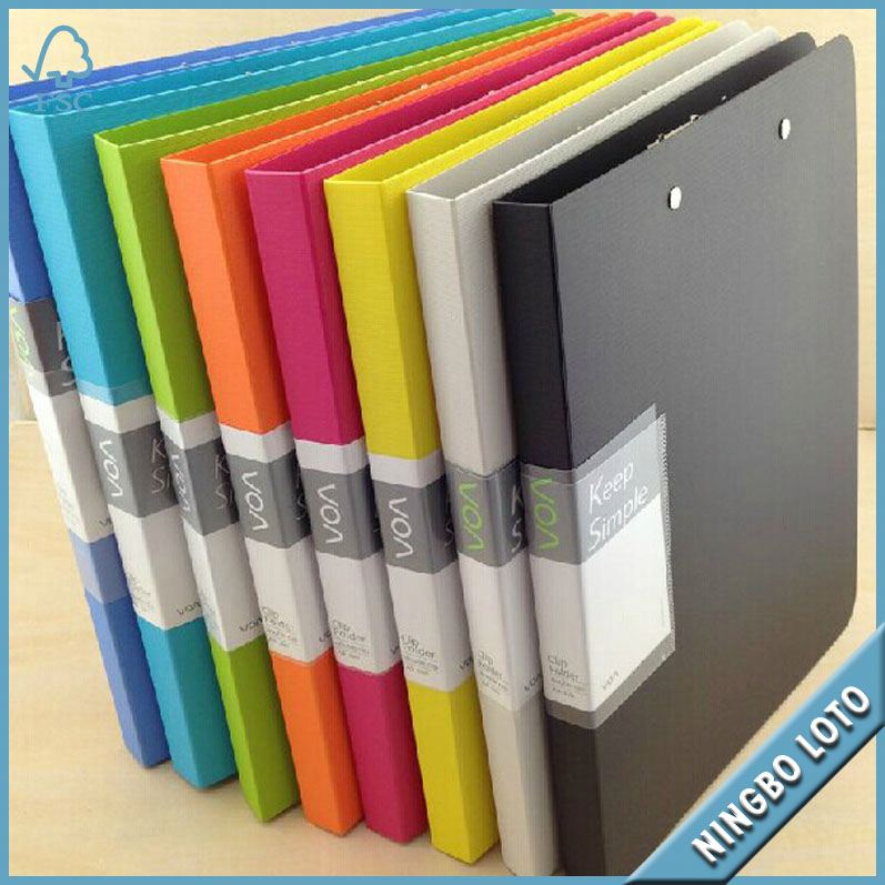 Types Of Plastic Folders, Types Of Plastic Folders Suppliers and ...
