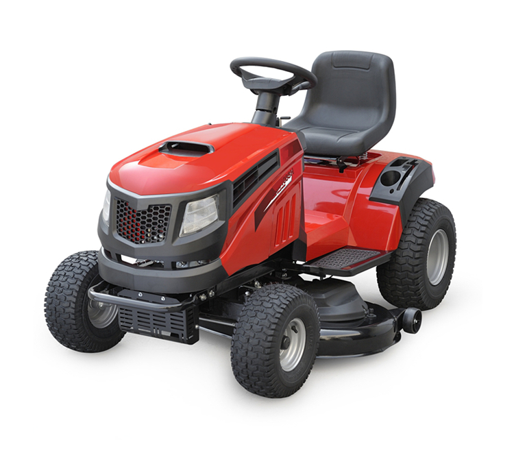 Wholesale CE Riding lawn mower with 17.5HP B&S Engine