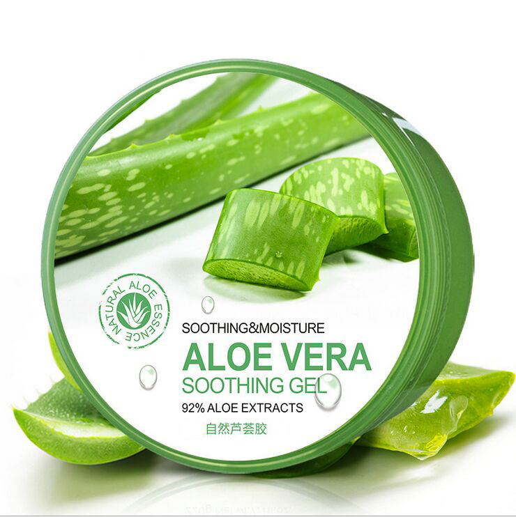 Best Popular concentrate aloe vera gel remove acne scar Oil free moisturizing after-sun repair