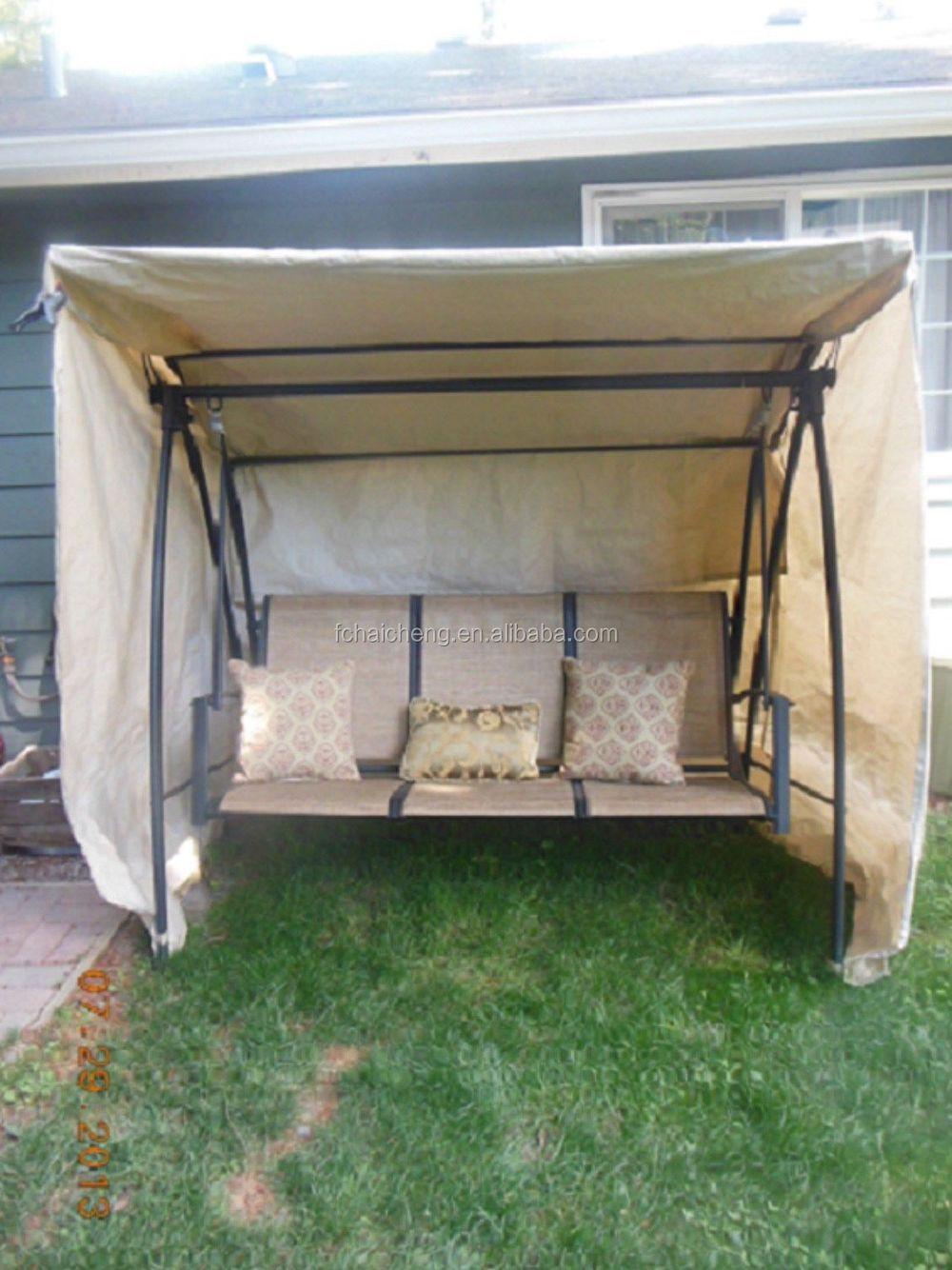 Outdoor Cover Tarp Tent Patio Furniture Swing Hammock