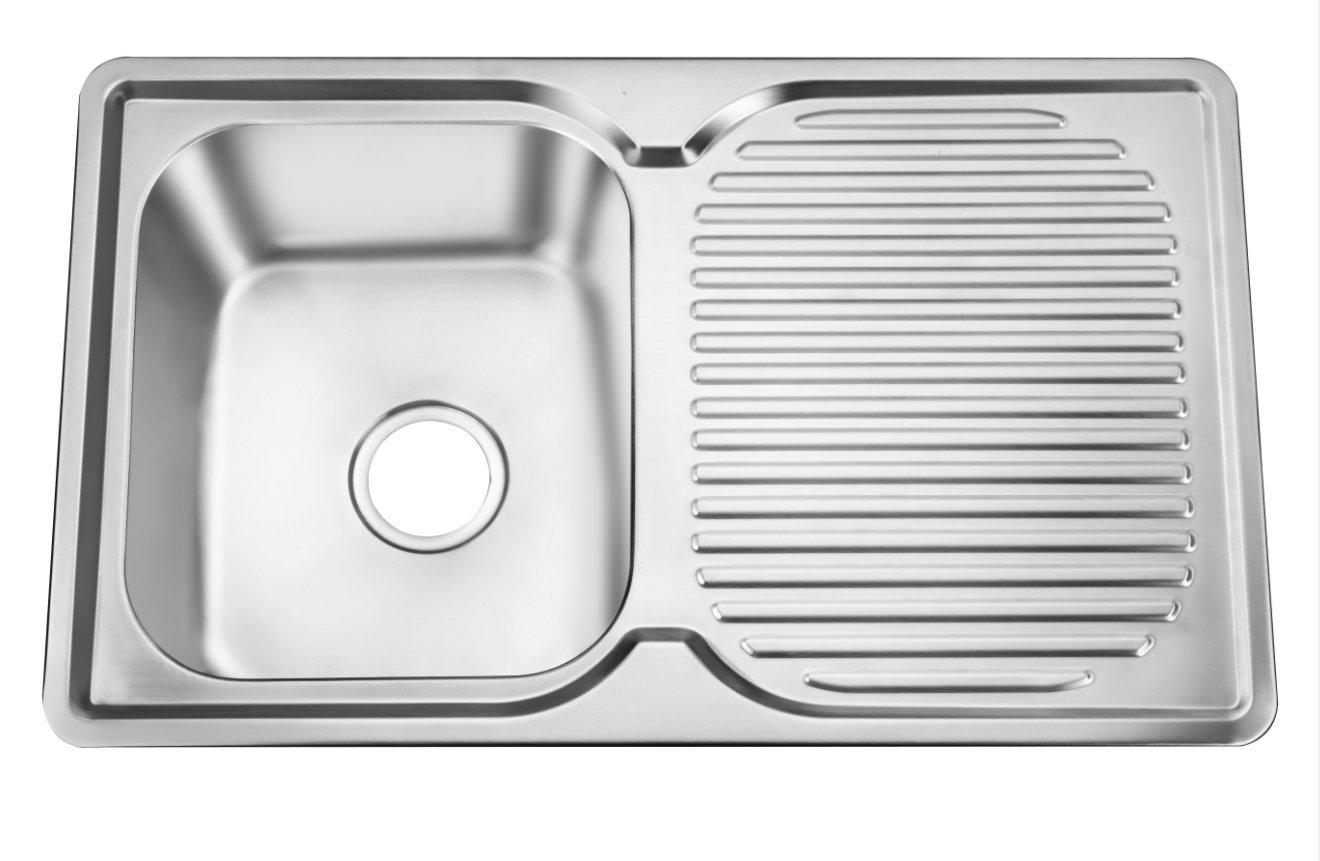 Buy RV Caravan Camper Boat Stainless Steel Washing Basin Kitchen ...