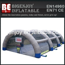 Inflatable Paintball Field Netting For Rental