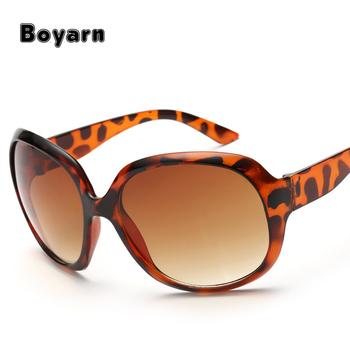 2507f457309a Fashion Retro oversized Round Sunglasses Women Brand Designer Sun Glasses  bamboo Women s Glasses Female Goggle UV400