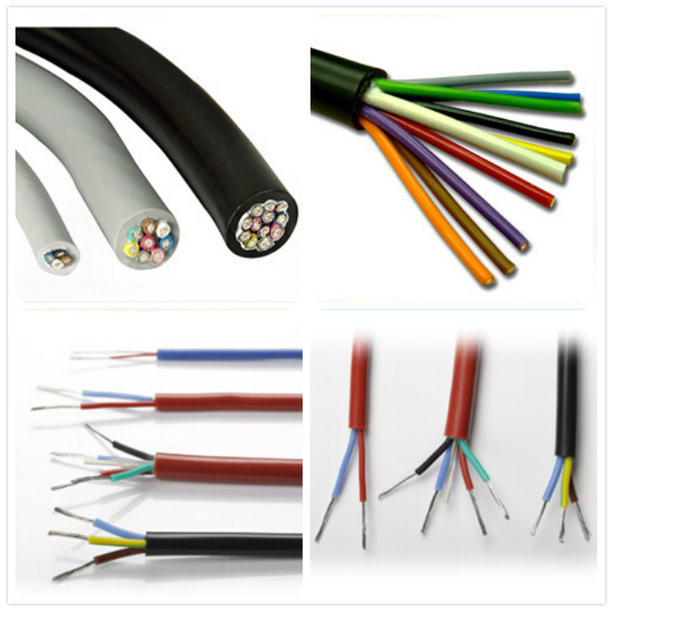 Cca Pvc Insulated Electric Wires Electrical Power Cables,Types Of ...