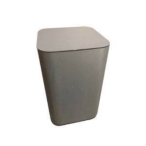 Factory hot sale compost bin colorful plastic dustbin assistant office waste for