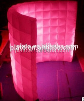 Attractive ! ! ! Customized Size Inflatable Lighting Inflatable Pthoto Booth Walls/Portable LED Inflatable Wall For Party