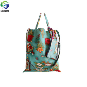 Resuable aldi grocery canvas shopping tote bag with long shoulder strap d0ffeae16113