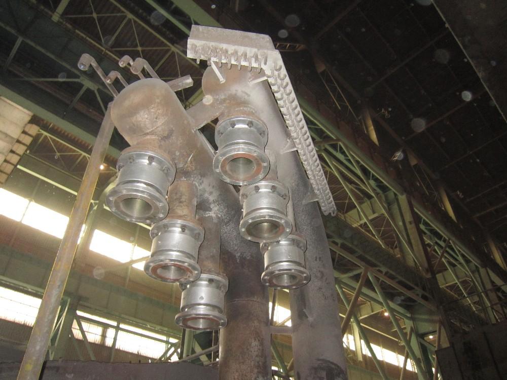 High pressure hydraulic universal rotary swivel joint, View