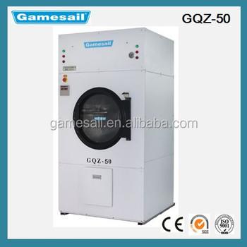 gas laundry machine