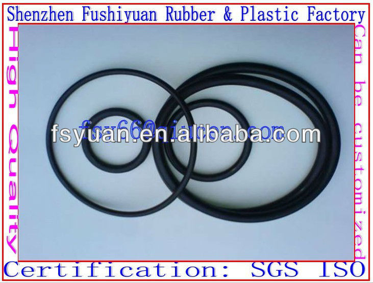 0.5 1 1.2 1.5 1.78 1.9 2 2.2 2.5 2.55 3mm silicone rubber O rings NR CR NBR EPDM NBR NBR Silicone O ring gasket