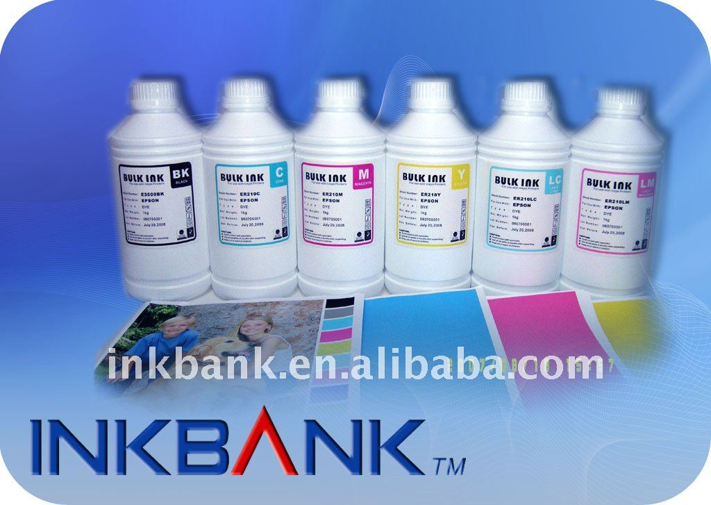 Water based Eco Solvent Ink for Roland Printers