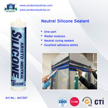 Weatherproof ,UV Resistance Neutral Silicone Sealant