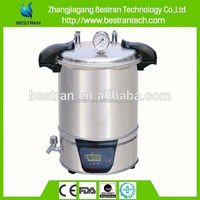 BT-18B China Hopsital/lab 18L stainless steel portable medical sterilization manufacture