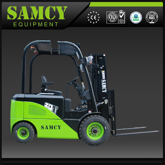 SAMCY Forklift China Best Selling Good Pricing 2 Ton Electric Forklift Truck