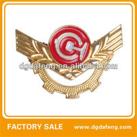 military crown badge/uniform military badges/blazer badges