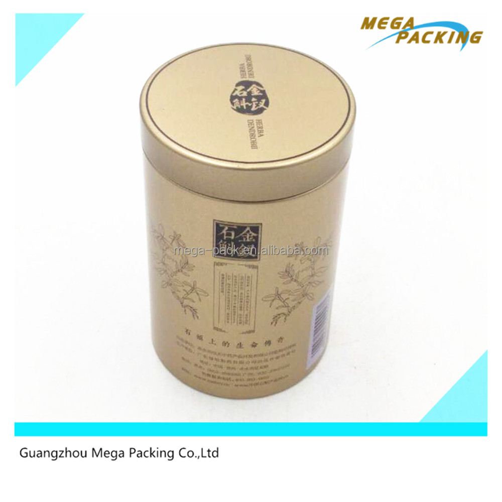 Wholesale approved tin box for plant vigra packaging