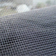 Aluminum fly wire mesh 24x24mm aluminum alloy screen doors