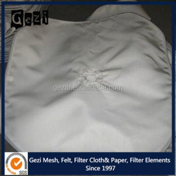 PE 200 micron filter cloth for dye production polyester filter fabric