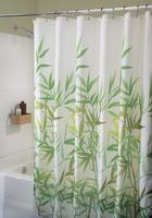 Professional PEVA printing fabric nice design shower curtain