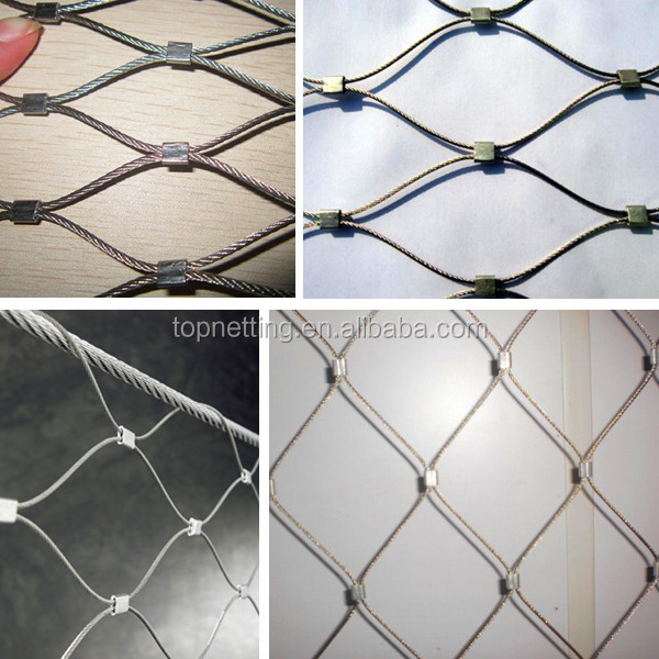 Cable Clips Multipurpose Stainless Steel Wire Rope Fence Mesh - Buy ...