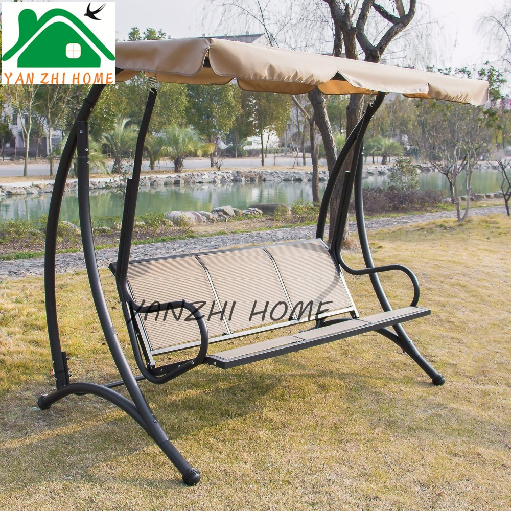 garden hanging air patio chair best choice outdoor amazon hammock blue wood products dp deluxe solid com