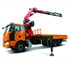 SANY Brand New SPK36080/SINOTRUCK chassis Truck Mounted Crane for sale