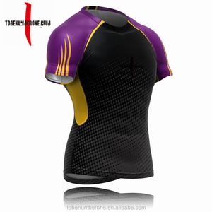rugby training tops customized rugby polo shirt jersey