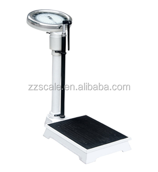 Height Measuring Stand With Weighing Scale - Buy Weighing Scale ...
