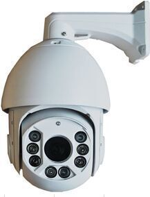 Hot Zoom IP PTZ Camera for Security