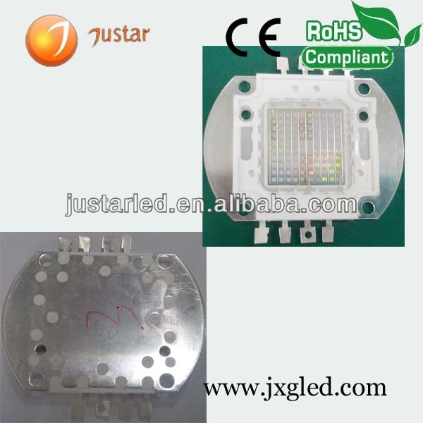 1w to 500w 7w power led diode from Justar company