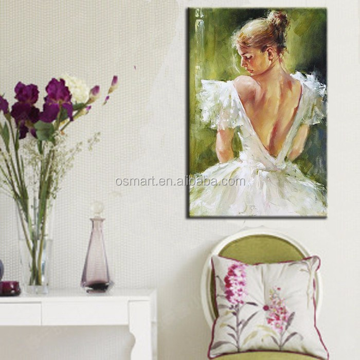 31c901fe17701 عارية الفتيات الجميلات لوحات زيتية جميلة النفط قماش اللوحة امرأة عارية الظهر  لوحة زيتية عارية صور