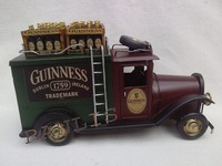 Irish Guinness Beer Truck With Vintage Wood Crates - Buy Guinness ...