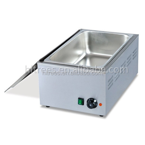 Alibaba Latest Chinese Products 220V Electric Soup Bain Marie 1-Pan For Cooking Equipment