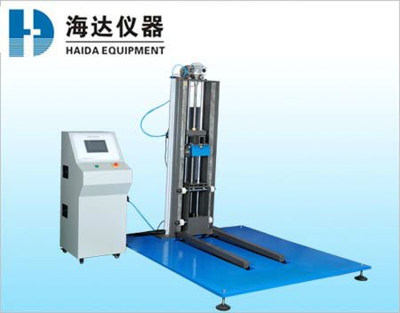 Computer Auto Packing Free Fall Impact Test Zero Drop Test Equipment