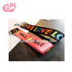 Wholesale Silkscreen printing Cell Phone Wrist Lanyard Mobile Phone Strap