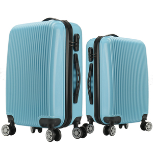 JY Portable Business 3PCS Hard Case ABS heys Travel Luggage Set