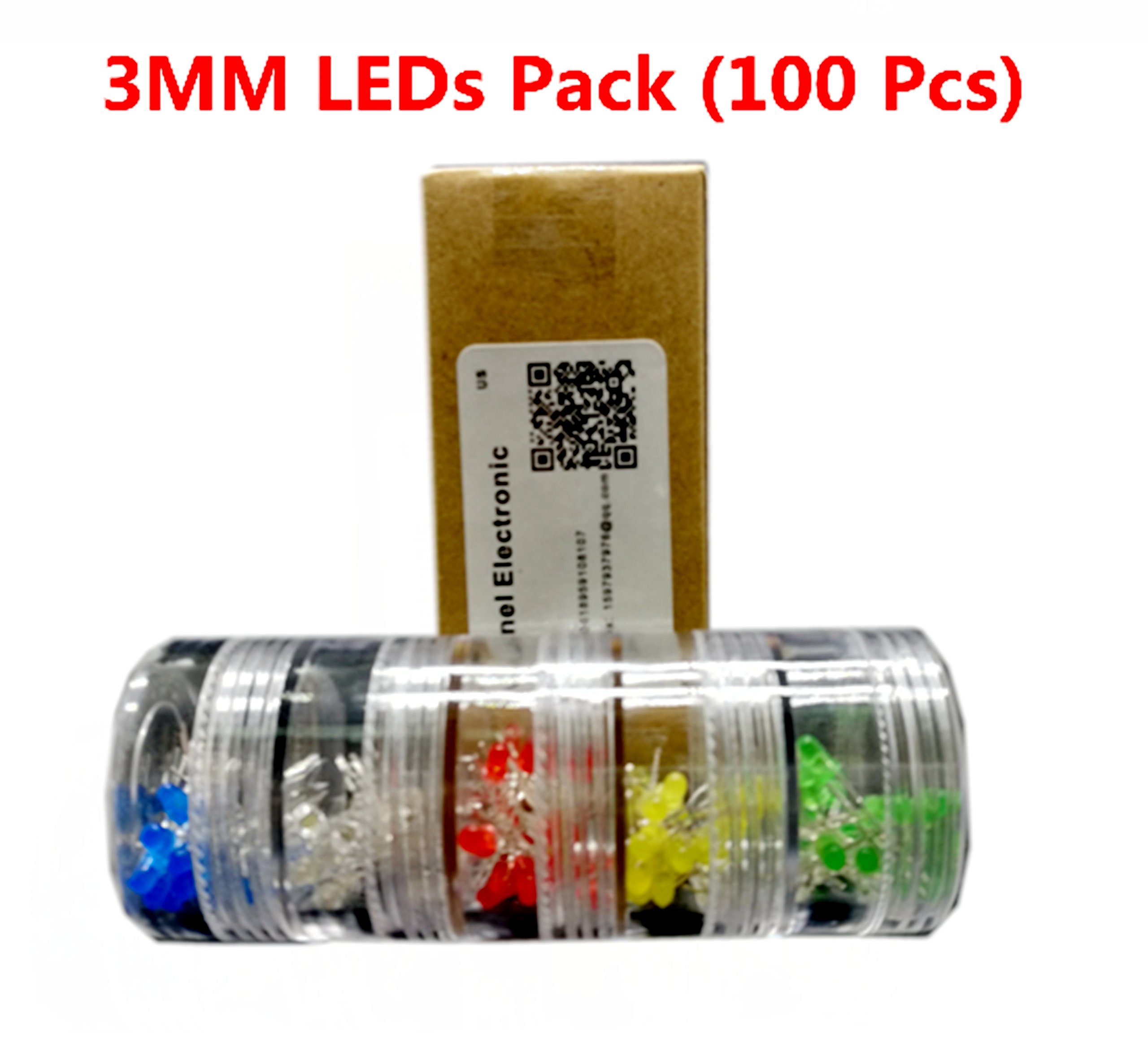 Cheap Diy Led Circuit Find Deals On Line At Alibabacom And Projects Get Quotations 3mm 5 Different Colors100 Pcsit Is Ideal For Your Arduino