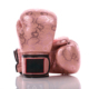Glitter boxing Pink gloves for Gym Boxing Kickboxing Muay Thai Training Gloves Sparring Punching Bag Mitts