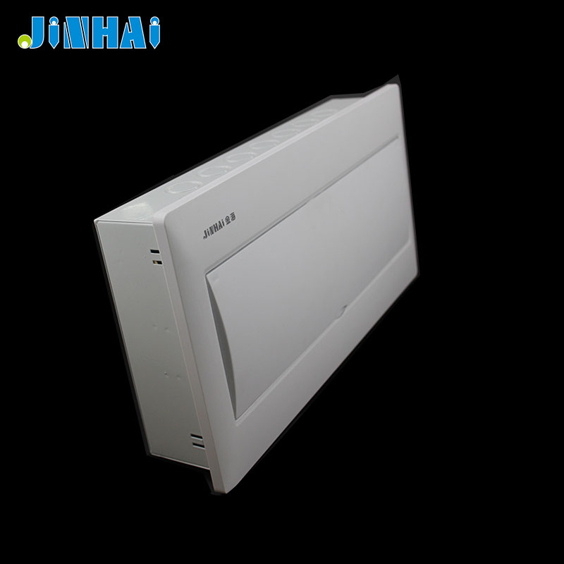 Electric Box With Transparent Door 20 Pairs Distribution Box