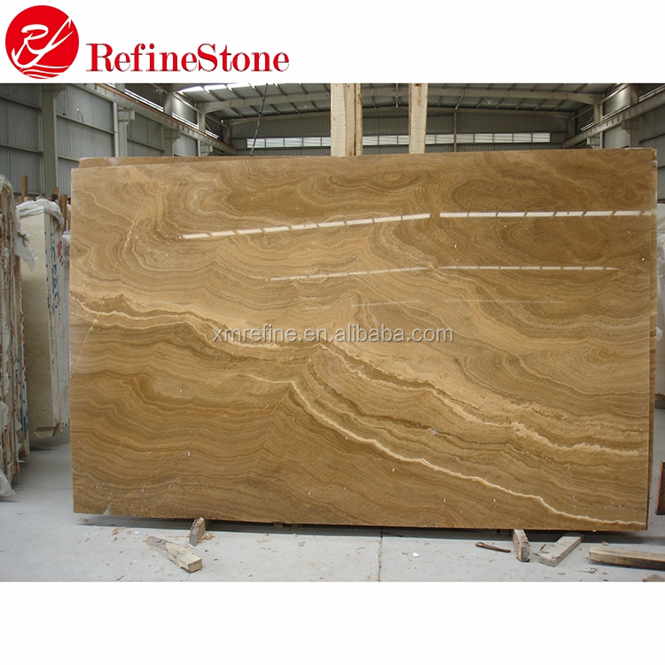 royal wood marble cut to size slab,golden marble cut to size